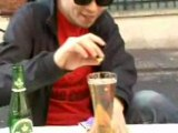 l'alcool est à boire avec modération