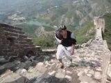 Voyage en Chine part 09 - La Grande Muraille de Chine