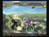 PSP Naruto Ultimate Ninja Heroes Best Gameplay