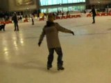 Quentin à l'Iceberg, patinoire de Strasbourg (1e partie)