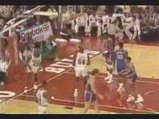 NBA BASKETBALL – Mickael Jordan