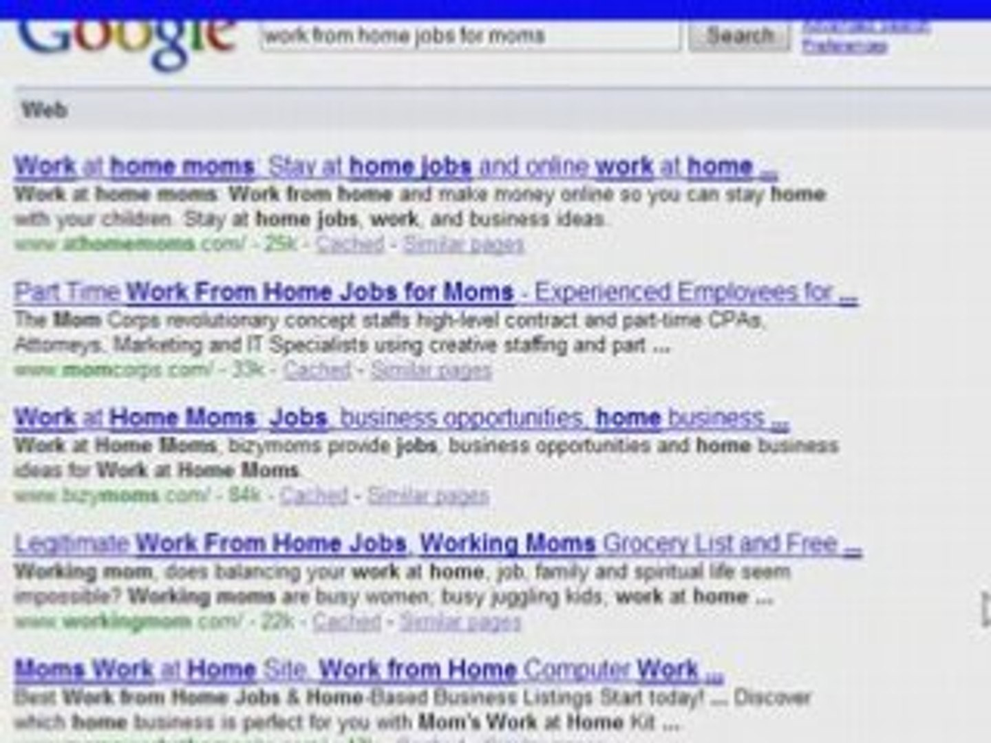 Work From Home Jobs For Moms *Part One* - video dailymotion