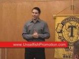 Motivational Speaker Video Self Promotion & Self Help Book