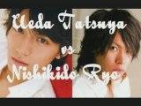 Nishikido ryo vs tatsuya ueda