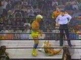 Nitro '96 - Sting & Lex Luger vs. Ric Flair & The Giant