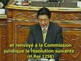 Le Député Japonais Y.Fujita exprime de nouveau ses doutes sur le 11 Septembre en séance parlementaire !!!!!!