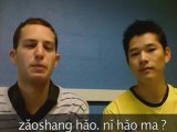 Cours de chinois #1 - Se saluer en chinois