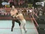 Smackdown vs Raw 2009 Kane vs Rey Mysterio