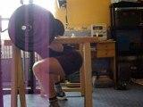 Squat 105kg