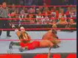 HHH vs Edge vs Chris Benoit (Triple threat match)