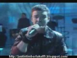 Justin Timberlake - Cry me a River ( Live Music Awards )