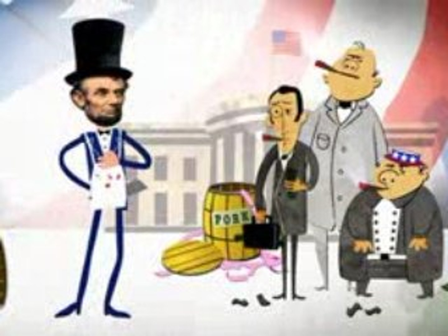 Dirty Jobs - Dirty Presidents Special - Lincoln
