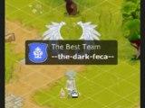 dofus feca --the-dark-feca-- parcho parchemin The Best Team