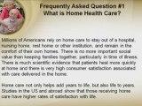 FAQ 1 Home Care Camas Washington