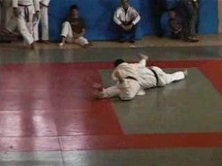 championnat regional par Equipe de club judo30 2008