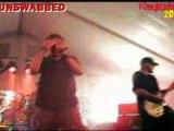 Unswabbed live (song 8) rocktobre 25-10-2008