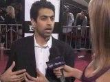 Richie Mehta * Amal Movie * AFI Film Festival LA Red Carpet