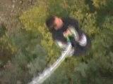 saut a l'elastique tibo pont de l'artuby
