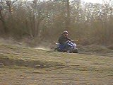 Polo en quad