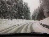 Première neige dans les Pyrénées -  Col du Somport 2