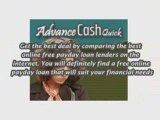 Borrow money without pay any interest or finance charges !
