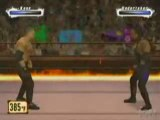 Inferno Match Kane VS The Undertaker Smackdown VS Raw 2009 !