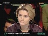 Caroline Fourest : Sarkozy, Charlie et la caricature