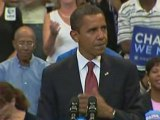 Obama's final push in race for the White House