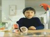 Pub la mousse de Nestlé :C'est Maurice qui a mangé la Mousse