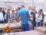 Les Coulisses du Bâtiment: Visite du CFA de Brétigny