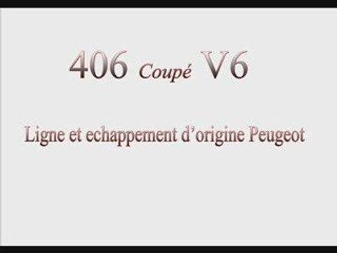 406 coupé SuperSprint V6