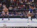 No Way Out 2006 - Rey Mysterio vs Randy Orton pt.1