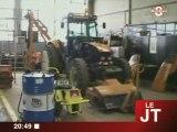 Savoie: Les ouvriers de la DDE en grève