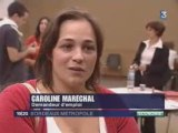 ELG 33 Job dating- France 3 Bordeaux 03 novembre 2008