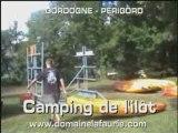 Camping de l'Ilot Cubjac en dordogne perigord