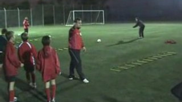 Strictly Come Dancing Soccer School