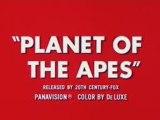 BANDE ANNONCE 2 LA PLANETE DES SINGES 1968 STEFGAMERS