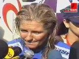 Peru.com: Stephanie Gilmore