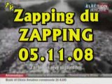 Zapping du Zapping (05.11.08)