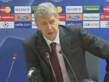 Arsenal draw in Champions League