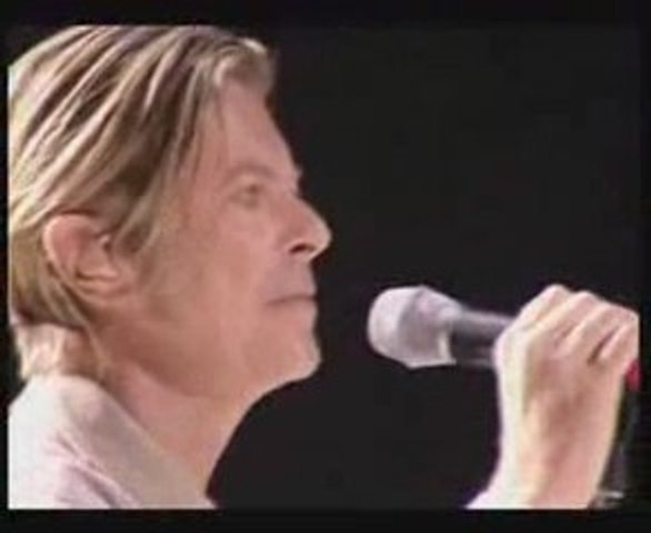 David Bowie - Heroes (Live New York City)