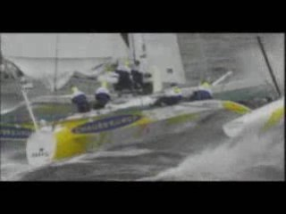 normandie-zoom.com : Paul Vatine et son trimaran
