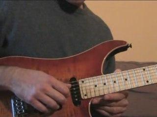 Visionnez les Cours Vidéo de Les portes du penitencier Cours de Guitare
