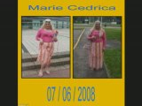 Mariage marie Cédrica Marie Lololita Letitio Remyna Rorya