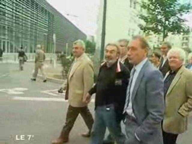 Angers7, le JT du 07/11/2008