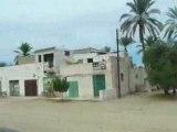 Lybie 3 - Paysage de bord de route, vers Tripoli
