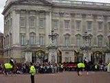 London - Buckingham Palace - Relève de la garde - 25.08.08