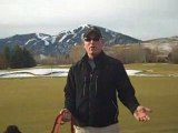 Sunday Blog Post from the Golf Course at Sun Valley