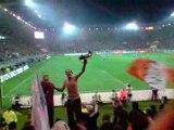 Grenoble 0-3 Marseille parcage supporters marseillais winner