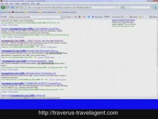 '(Increased Search Engine Traffic')*Marketing Secrets*